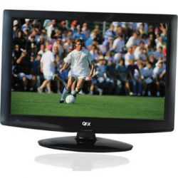 "QFX 18.5"" LED TV with ATSC/NTSC TV Tuner (Black) TVLED 1911"