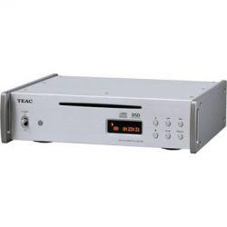 Teac PD-501HR-S DSD/PCM/CD Player (Silver) PD-501-S B&H Photo