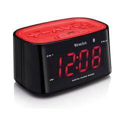 "Westclox 81014 Bluetooth 1.2"" LED Dual Nap Alarm 81014 B&H"
