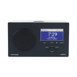 Tivoli Albergo Clock Radio with Bluetooth (Graphite) ALBGRT B&H