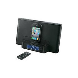 Sony Speaker Dock for iPod and iPhone (Black) ICF-CS15IPBLK B&H