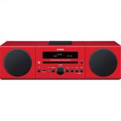 Yamaha MCR-B142 Micro Component System (Red) MCR-B142RE B&H