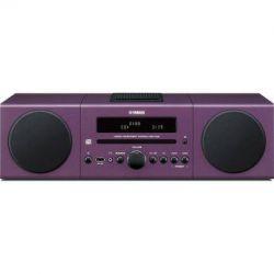 Yamaha MCR-B142 Micro Component System (Purple) MCR-B142PU B&H