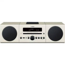 Yamaha MCR-B142 Micro Component System (White) MCR-B142WH B&H