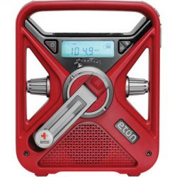 Eton FRX3 Hand Turbine Radio with LED Flashlight and ARCFRX3WXR