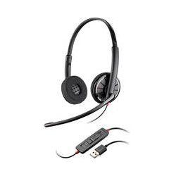 Plantronics Blackwire C320 Stereo Headset 85619-02 B&H Photo