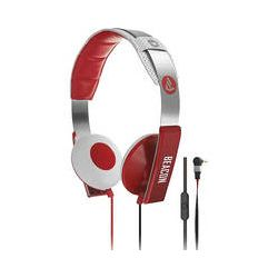 Beacon Audio Orion On-Ear Headphones With In-Line BCN-ORN01/RED