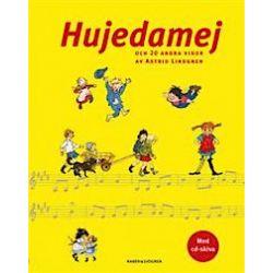 Hujedamej : och 20 andra visor av Astrid Lindgren - Astrid Lindgren - Bok (9789129665086)