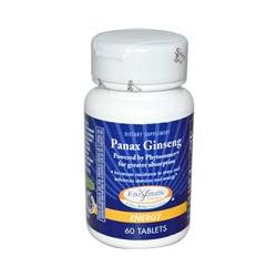 Enzymatic Therapy, Panax Ginseng, Energy, 60 Tablets