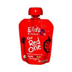 Ella's Kitchen, The Red One, Smoothie Fruits, 3 oz (85 g)