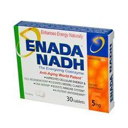 Co - E1, Enada NADH, 5 mg, 30 Tablets