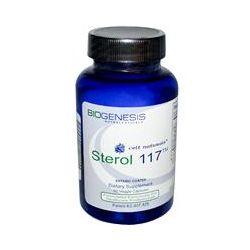 Bio-Genesis Nutraceuticals, Celt Naturals, Sterol 117, 60 Veggie Caps