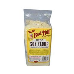 Bob's Red Mill, Lowfat Soy Flour, 20 oz (567 g)