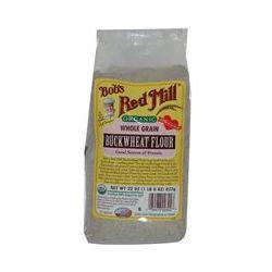 Bob's Red Mill, Organic Whole Grain Buckwheat Flour, 22 oz (623 g)