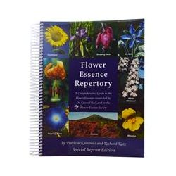 Flower Essence Services, Flower Essence Repertory, 306 Page Book