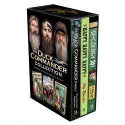 Duck Commander Collection, Duck Commander Family; Happy, Happy, Happy; And Si-Cology 1 by Willie Robertson, 9781476763392.