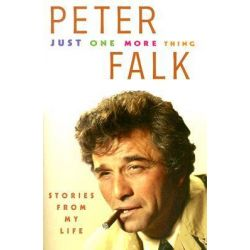 Just One More Thing by Peter Falk, 9780786719396.