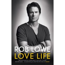 Love Life by Rob Lowe, 9781760111410.