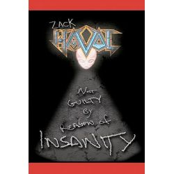 Not Guilty by Reason of Insanity by Zack Havoc, 9781440475580.