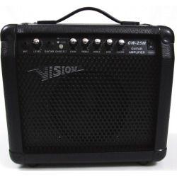 wzmacniacz gitarowy 28W - VISION GW25M