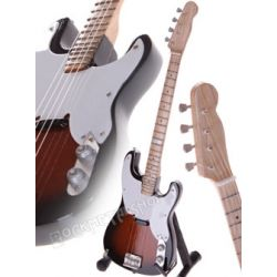 miniaturka gitary THE POLICE - STING: PRECISION BASS