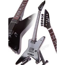 "miniaturka gitary OZZY OSBOURNE - ESP 2000 ""GUS G"" SIGNATURE"