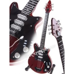 miniaturka gitary QUEEN - BRIAN MAY SPECIAL RED