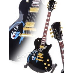 miniaturka gitary KISS - ACE FREHLEY: LES PAUL BLACK