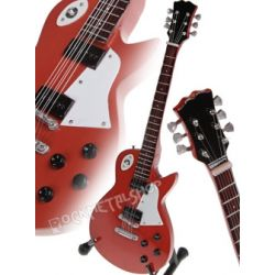 miniaturka gitary BOB MARLEY - LES PAUL CUSTOM SHOP