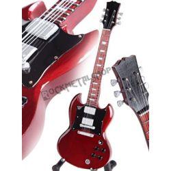 miniaturka gitary AC/DC - ANGUS YOUNG: GIBSON USA SG SPECIAL 70'S
