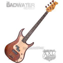 gitara basowa AXL BADWATER / BROWN