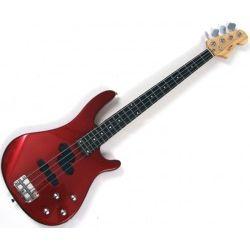 gitara basowa VISION JB-8 R / CZERWONA