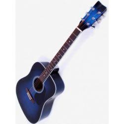gitara akustyczna MSA MODEL CW 185 NIEBIESKA