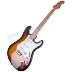 gitara elektryczna CRAFTMAN KST-38M/SB SUNBURST