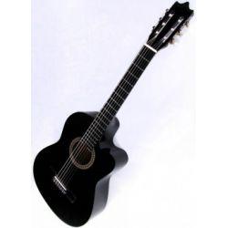 gitara elektro-klasyczna MSA CK-111 CZARNA