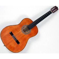 gitara klasyczna MSA C20 ORANGE + ZESTAW AKCESORIÓW