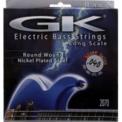 "struny do gitary basowej MEDINA ARTIGAS 2070/5 ""GK"" Nickel Plated / Light /040-095/"