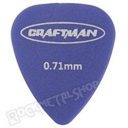 kostka gitarowa CRAFTMAN - MATTE ABS BLUE WP-600Q