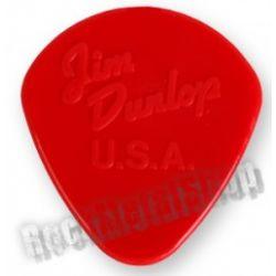 kostka gitarowa JIM DUNLOP - NYLON JAZZ I / 1,10 RED (47R1N) [INS-269]