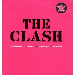 "The ""Clash"", Strummer, Jones, Simonon, Headon by The Clash, 9781843547884."