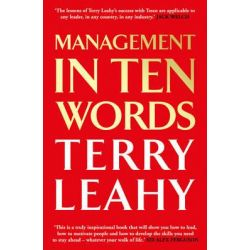 Management in 10 Words by Terry Leahy, 9781847940919.