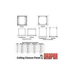 Draper  300291 Ceiling Closure Panel 300291 B&H Photo Video