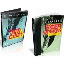 Eiger wyśniony (książka + DVD) (druk/DVD) - Jon Krakauer