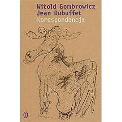 Korespondencja - Jean Dubuffet, Witold Gombrowicz