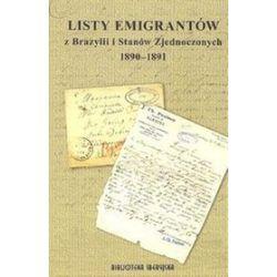 Listy emigrantów z Brazylii i Stanów Zjednoczonych 1890-1891