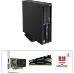 HP Z230 F1K95U Workstation with 12GB RAM and Quadro K600 B&H