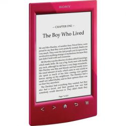 Sony  PRS-T2 eReader (Red) PRST2RC B&H Photo Video