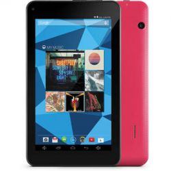 "Ematic 8GB EGD172 7.0"" Wi-Fi Tablet (Pink) EGD172PN B&H"