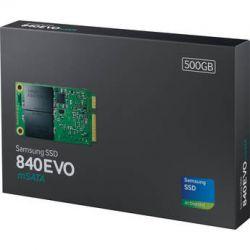 Samsung 500GB 840 EVO mSATA Internal Solid State MZ-MTE500BW B&H