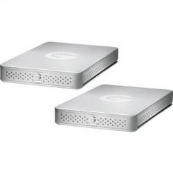 G-Technology 1TB G-Drive ev Portable USB 3.0 HDD (2-Pack) B&H